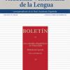 Los estudios lingüísticos en Venezuela. Bibliohemerografía. Una contribución. AÑO LXXX. Nos 206-207. Caracas, Enero-Diciembre 2013
