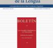 Nuevo número del Boletín de Academia Venezolana de la Lengua