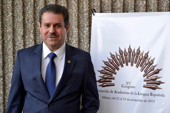 Francisco Javier Pérez nombrado miembro correspondiente de la Academia Nacional de Letras de Uruguay