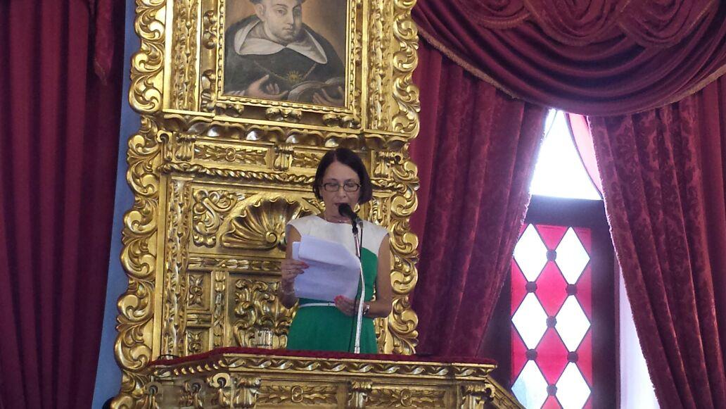 Doña Laura Febres nueva numeraria